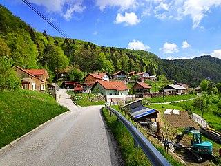 Zagorica pri Dolskem Place in Upper Carniola, Slovenia