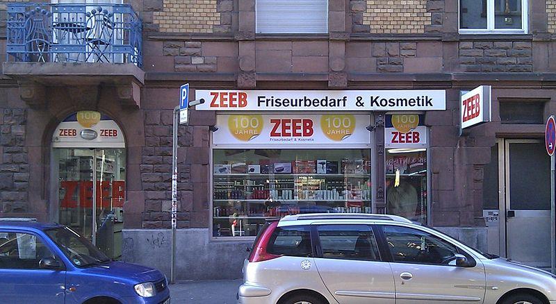 File:Zeeb GmbH Friseurbedarf Mannheim S1.jpg