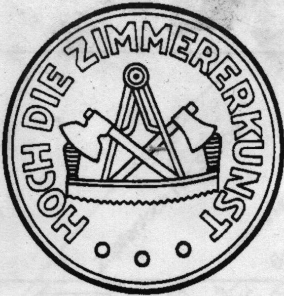 Tischler Zeichen kennt jemand diese symbole mediengestalter info