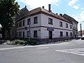Zimmermann and Széchenyi Streets corner, 2020 Pápa.jpg