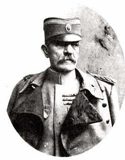 serbischer Feldmarschall
