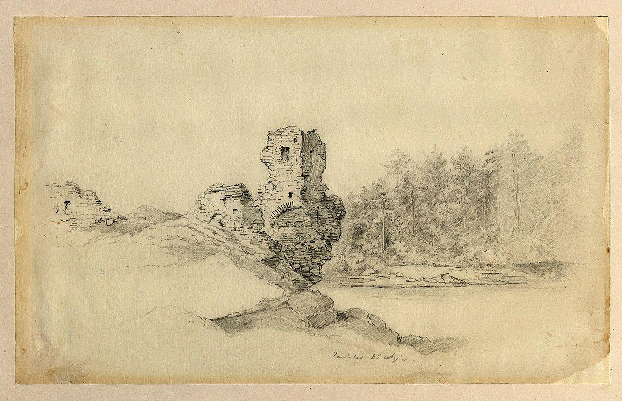 Звягельская крепость, 1887