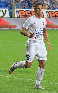 Łukasz Zwoliński Polish footballer