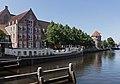 Zwolle, schip de Josefien, de Wijndragerstoren RM41712 en ophaalbrug foto10 2016-06-05 11.09.jpg