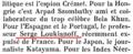 """""""Le Figaro"""" № 110. 19 avril 1928. Le plan Vorochilof (extrait original).png"""