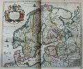 """Suecia, Dania et Noruegia, Regna Europae Septentrionalia - Iuxta Archetypum Andreae Burei de Boo..."" (22071106270).jpg"