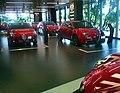 """ 15 - ITALY - Alfa Romeo automobiles showroom in Museo Storico Alfa Romeo Arese.jpg"