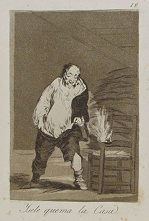 Y se le quema la casa - Wikipedia, la enciclopedia libre