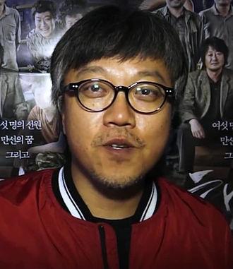 Choi Dong-hoon - Image: (해무) VIP시사 후기 영상 (최동훈)