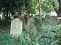(Another part of) the churchyard of St Mary The Virgin, Walthamstow - geograph.org.uk - 899219.jpg