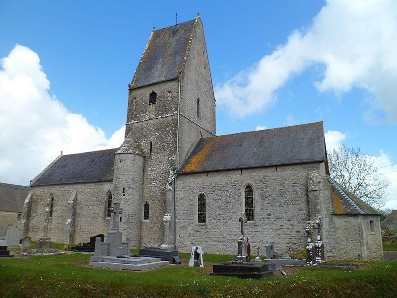Église Saint-Éloi de fr:Vierville
