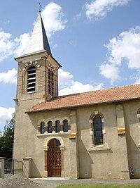 Église Saint-Martin de Peyrun (Hautes-Pyrénées, France).JPG