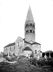 The church in 1915
