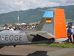 Österreich, Zeltweg (Flughafen Hinterstoisser), Piaggio P-149D, 0080.JPG