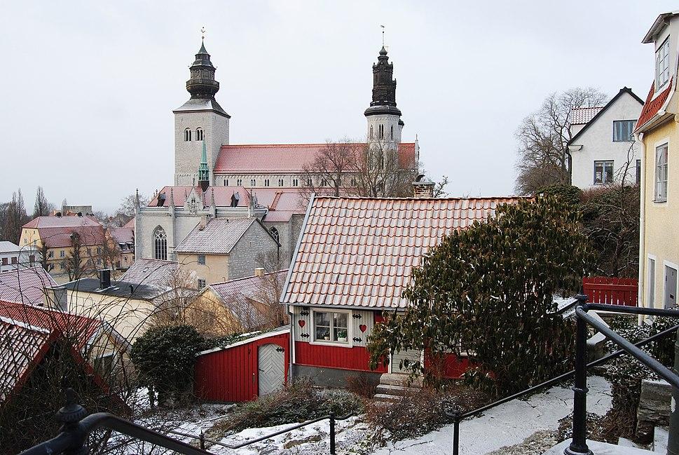 Övre Finngränd 7 Sta Maria 29 Visby Gotland