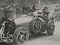 Čeněk a Eliška Junkovi po návratu z Targa Florio v Praze (1928).jpg