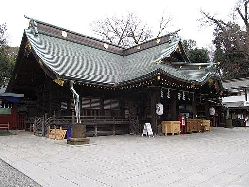 Ōkunitama Shrine