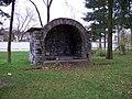 Řepčín, přístřešek v parku u školy (01).jpg