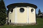 Židovský hřbitov v Opavě, obřadní síň 2.jpg