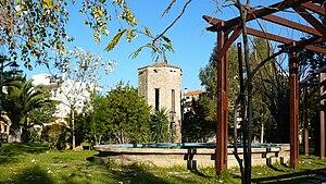 Pallini - Image: Πλατεία Ελευθερίας Παλλήνη υ Greece