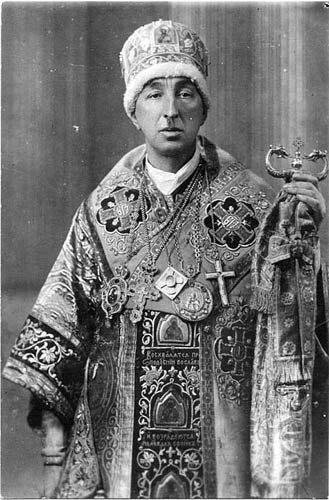 Александр Введенский (обновленец)