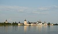 Ансамбль Кирилло-Белозерского монастыря (Вид с озера).jpg