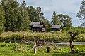 Бани на сваях XIX в. из деревень Ведерки, Жарки Костромского района.jpg