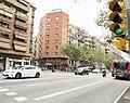 Барселона (Испания) Городской перекрёсток - panoramio.jpg