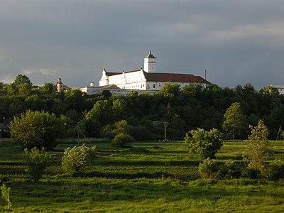 Bernardine Monastery, Iziaslav, Ukraine