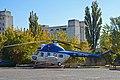 Вертоліт Мі-2 біля музею техніки в КПІ.jpg