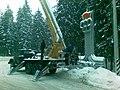 Виталий и Саша в любую погоду ремонтируют светильник - panoramio.jpg