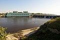 Волховская ГЭС, левый берег.jpg