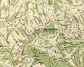 Горњи Милановац-Ђенералштабна карта.jpg