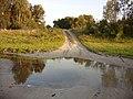 Дорога через річку Говтва (Заказник Брідок).jpg
