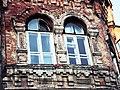 Доходный дом А.Г. Гутерман - элемент фасада.JPG