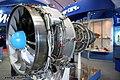 Д-36МВ турбореактивный двигатель для Як-42, АН-72-74 - МАКС-2009 02.jpg