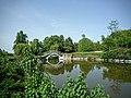 """Езерото в парка """"Стратеш"""" - panoramio.jpg"""