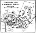 Карта-схема к статье «Ижорский завод». Военная энциклопедия Сытина (Санкт-Петербург, 1911-1915).jpg