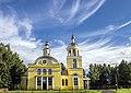 Крестовоздвиженская церковь в селе Мурыгино Юрьянского района Кировской области постройки 2009 года.jpg