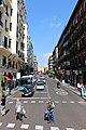 Мадрид. Улица Сан-Бернардо (Calle San Bernardo) - panoramio.jpg
