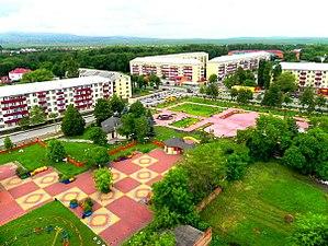 Malgobek - View of Malgobek