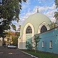 Мечеть с минаретом («Караван-Сарай»). Мечеть..jpg