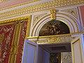 Наддверие Малиновой гостиной Большого Гатчинского дворца.jpg