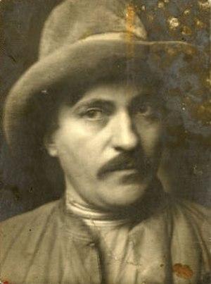 Robert Genin - Роберт Генин. Фото. Начало 1920-х гг.
