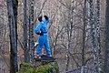 Санаторий «Конккала». Советские скульптуры в парке. Фото 3.jpg