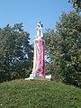 Скульптура Ісуса Боремельського, що несе хрест.jpg
