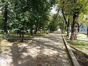 Boulevard Ring - Image: Страстной бульвар (Strastnoy Boulevard), Москва 04