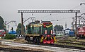 ТЭМ2-6134, Россия, Томская область, станция Томск-II (Trainpix 169954).jpg