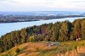 Chuvashia - Volga River in the Chuvashia