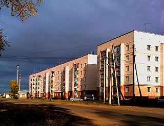 Vasilyevo, Zelenodolsky District, Republic of Tatarstan Urban-type settlement in Tatarstan, Russia